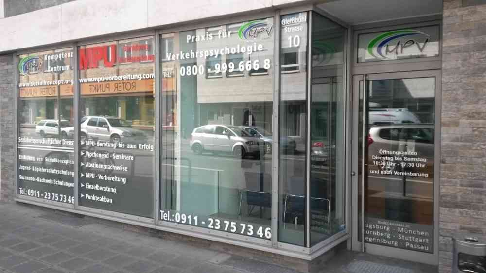 MPV GmbH in Nürnberg