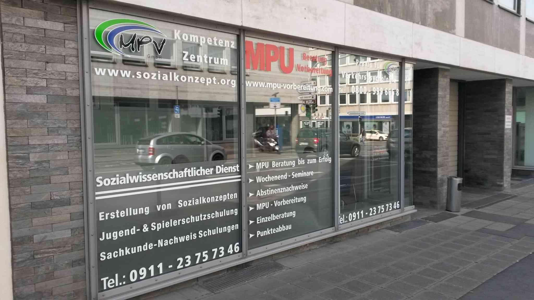 MPU Vorbereitungsstelle in Nürnberg