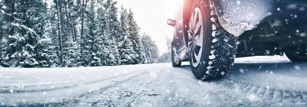 Winterreifenpflicht in Deutschland wird oft vernachlässigt